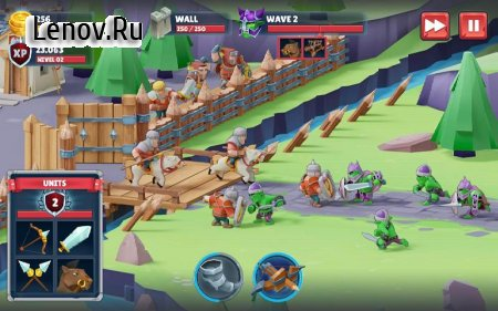 Game of Warriors v 1.3.0 (Mod Money)