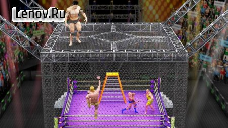 Cage Wrestling Revolution v 1.0.8 (Mod Money)
