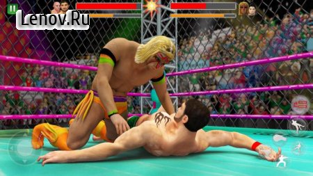 Cage Wrestling Revolution v 1.0.8 (Mod Money)