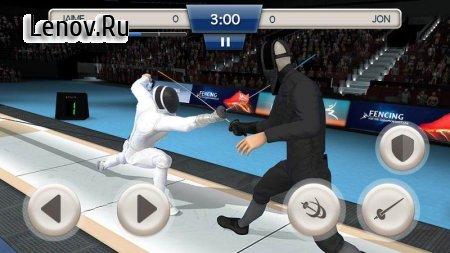 Fencing Swordplay 3D v 1.4 (Mod Money)