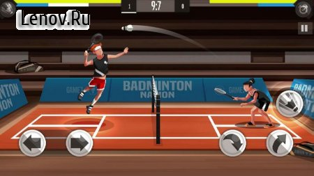 Badminton League v 3.35.3911 (Mod Money)