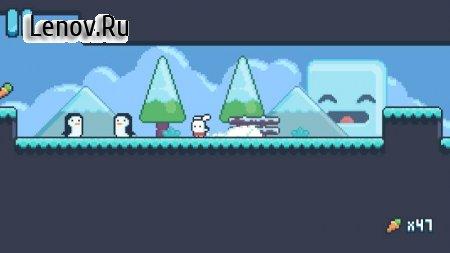 Yeah Bunny! v 1.49.6 Мод (Unlocked)