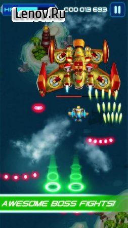 Airforce X - Shooting Squads v 1.4.6 Мод (Unlimited gold/diamonds)