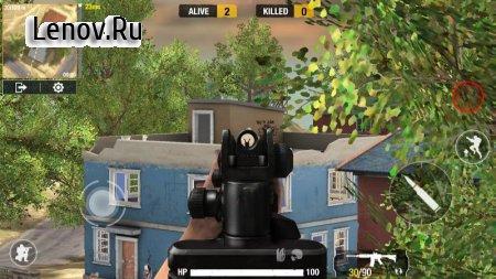 Bullet Strike: Sniper Games - Free Shooting PvP v 0.9.4.3 (Mod score)