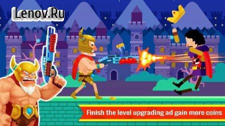 Gun Duel Master v 1.0.9 Мод (Unlimited Money)