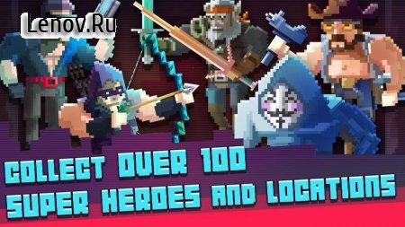 Super Hero Fight Club (обновлено v 1.07) (Mod Money)