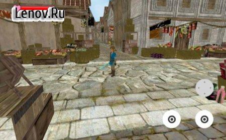 Adventures of Zelda v 1.3 Мод (Character invincible)