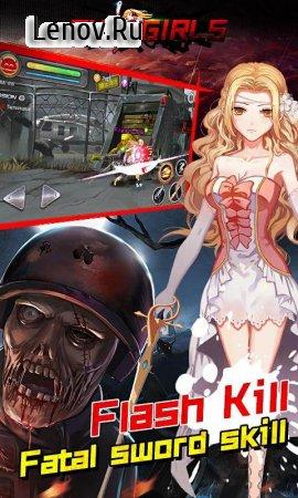 The Girls : Zombie Killer v 5.0.02 (Mod Money)