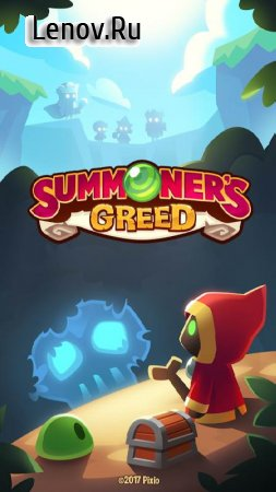 Summoner's Greed: Idle TD Endless Adventure v 1.13.6 Мод (Free Shopping)