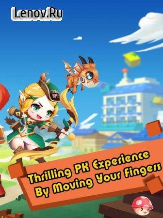 The Adventures (обновлено v 2.0.2) (Menu mod/x10 Damage/God mode)