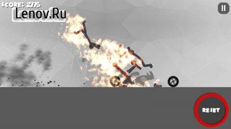 Stickman Destruction 3 Heroes v 1.11 (Mod Money)
