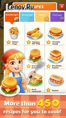 Cooking Master Fever v 1.1.6 (Mod Money)