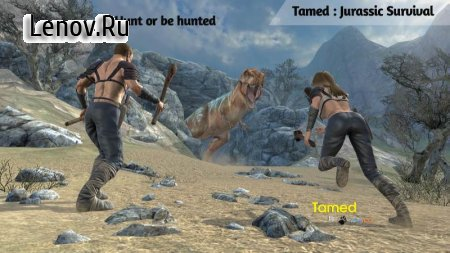 Tamed : Jurassic Survival v 1.0 Мод (Unlimited Life/AP)