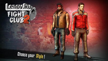 Fight Club Revolution Group 2 v 1.8 (Mod Money)