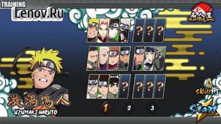 Naruto Senki v 1.22 (Mod Money)