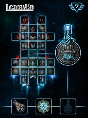 Space Arena: Build & Fight v 2.12.1 Мод (Shield/Health/Gun Power/Gund Attack Speed x10)