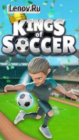 Kings of Soccer - Multiplayer Football Game v 1.1.6 (Mod Money)