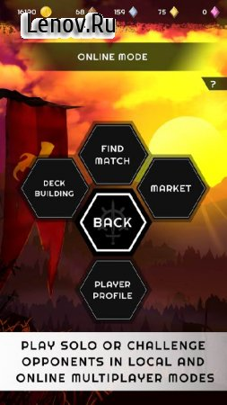 Tribes of Teldar: Tactics  v 1.1.1 (Mod Money/Ads-free)