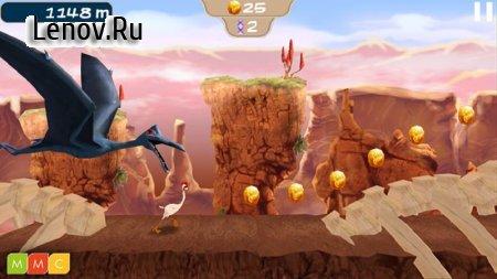Run, Time Chicken! v 1.2 (Mod Money)