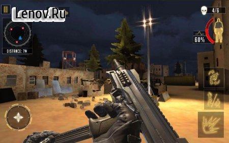 Frontline Gunner Counter Shoot Strike v 1.1 (Mod Money)