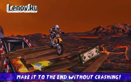 Hill Bike Galaxy Trail World 2 v 1.8 (Mod Money)