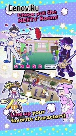 Osomatsu-san Hesokuri Wars~Battle of the NEETs~ v 2.3.8 Мод (Auto win/Unlock Stages)