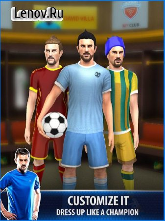 David Villa Pro Soccer v 1.0.2 (Mod Money & More)