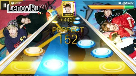 SuperStar JYPNATION v 2.5.0 Мод (Unlock Mission/Group)