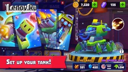 Tanks a lot! v 1.40 Мод (много денег)