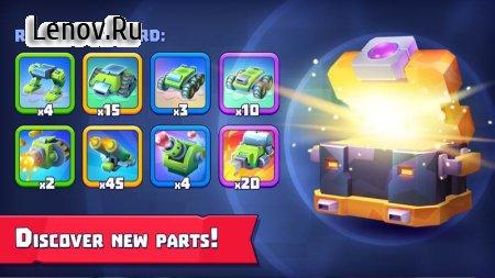 Tanks a lot! v 1.70 Мод (много денег)
