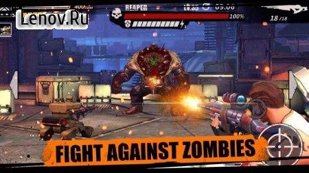 Zombie Crisis v 2.1.3120 (Mod Money)