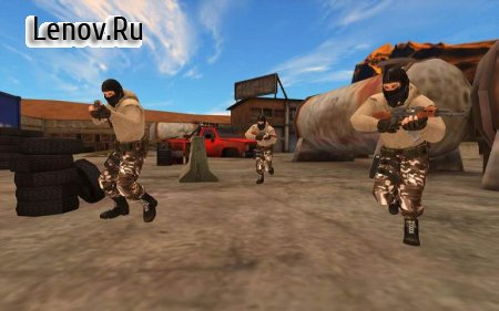 Frontline Battle Game: Royale Strike v 1.0 (Mod Money)