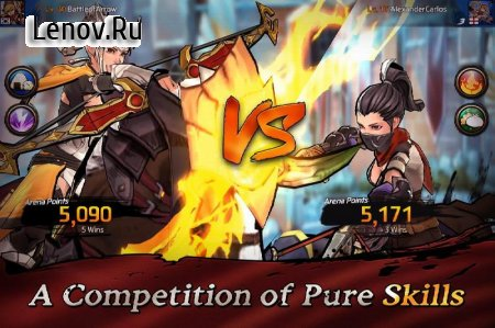 Battle of Arrow v 1.0.3 Мод (x100 Golden Arrow & More)