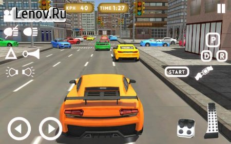 Car Driving School 2018 v 1.2 (Mod Money)