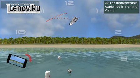 Kiteboard Hero v 1.3 Мод (полная версия)