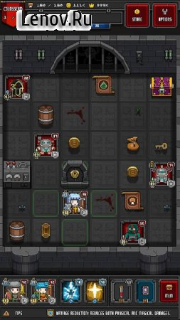 Portable Dungeon 2 v 1.2.9 (Mod Money)