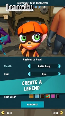 Pocket Legends Adventures v 1.0.5