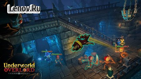 Underworld Overlord v 1.5 (Full)