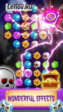 Magic Jewels Legend: New Match 3 Games v 1.2 (Mod Money)