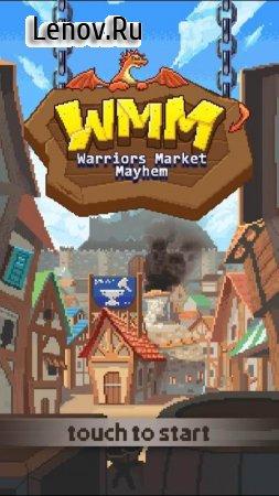Warriors' Market Mayhem v 1.5.20 Mod (Unlimited Diamonds/Honors)