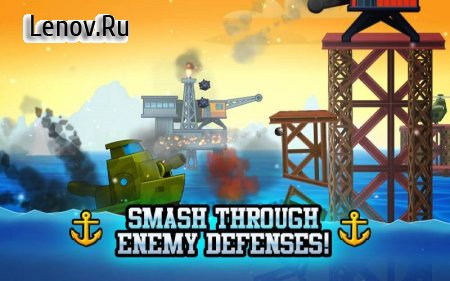 Battleship Of Pacific War: Naval Warfare v 3.16 (Mod Money)