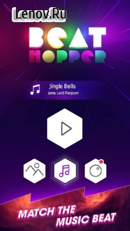 Beat Hopper: Bounce Ball to The Rhythm v 2.7.4.1 (Mod Money)