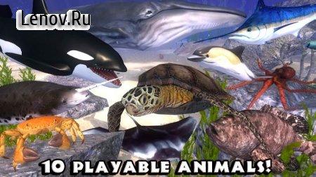 Ultimate Ocean Simulator v 1.4 Мод (много денег)