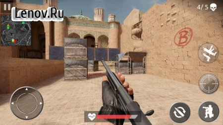 Counter Terrorist Elite Combat v 1.1 (Mod Money)
