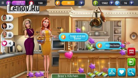 Desperate Housewives: The Game v 18.49.24 Мод (Infinite Cash/Diamond)