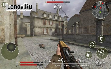 Call of Secret Duty WWII: FPS Final Battle (обновлено v 1.1.4) Мод (Free Shopping)
