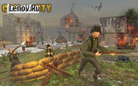 Call of Secret Duty WWII: FPS Final Battle (обновлено v 1.1.4) Мод (Free Shopping)