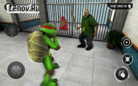 Turtle Hero Escape: Survival Prison Escape Story v 1.0.1 (Mod Money)