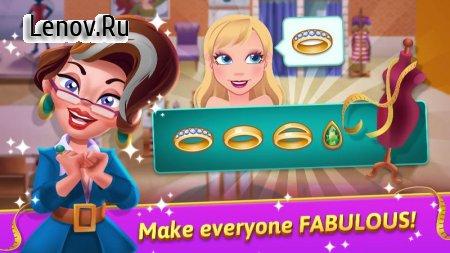 Fashion Salon Dash - Fashion Shop Simulator Game v 1.02 (Mod Money)