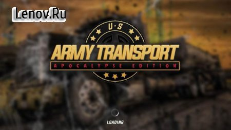 Offroad US Army Transport Simulator Zombie Edition v 1.0.2 Мод (Unlocked)